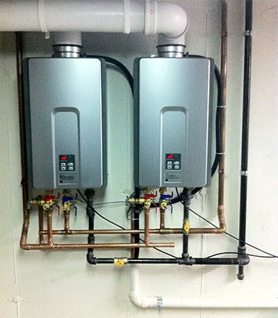 rinnai tankless water heater san ramon ca