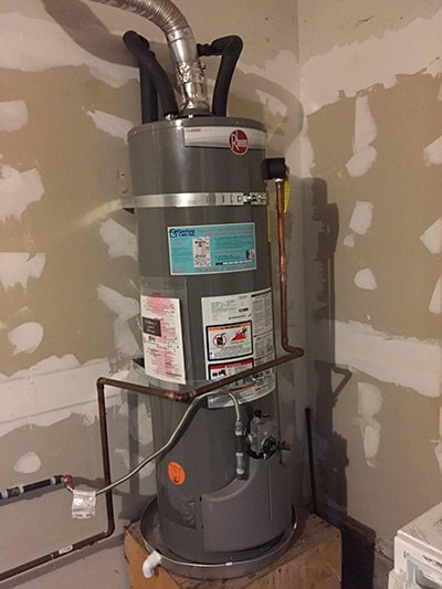 water heater installation san ramon ca
