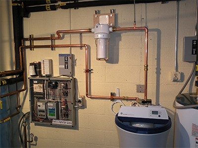 water softener system san ramon ca