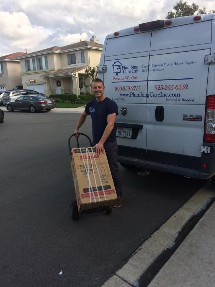 Concord, California plumbing